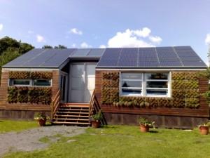Casas ecol gicas las ventajas de la construcci n sostenible grupo afi - Construccion de casas ecologicas ...