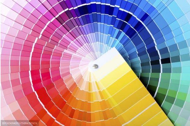 Qu colores elegir para pintar tu hogar grupo afi - Gamas de colores para pintar paredes ...