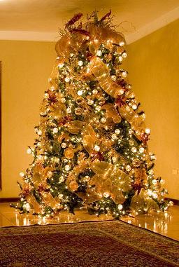 cmo decorar un rbol de navidad se - Como Adornar Un Arbol De Navidad